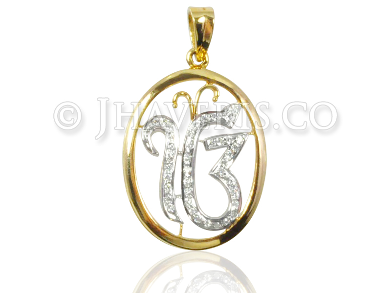 Welcome to jhaveris jewellery diamond pendants gorgeous ek onkar next aloadofball Images